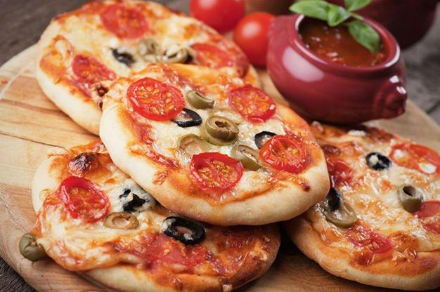 Como fazer mini pizza para vender
