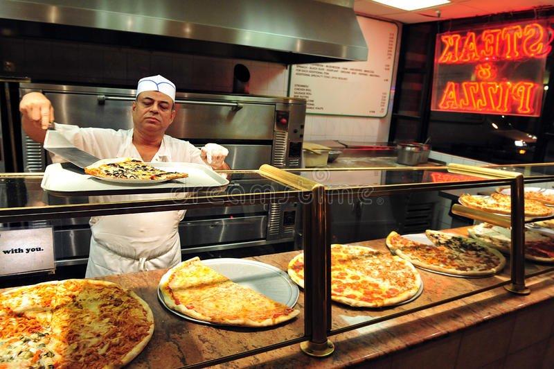 Montar uma pizzaria fast food