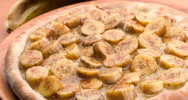 Sabores de pizzas doces