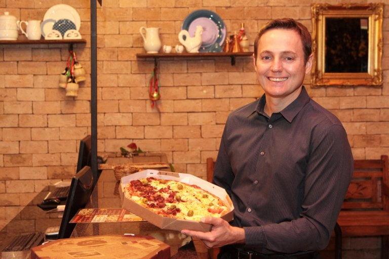 Franquia Bella capri pizzaria