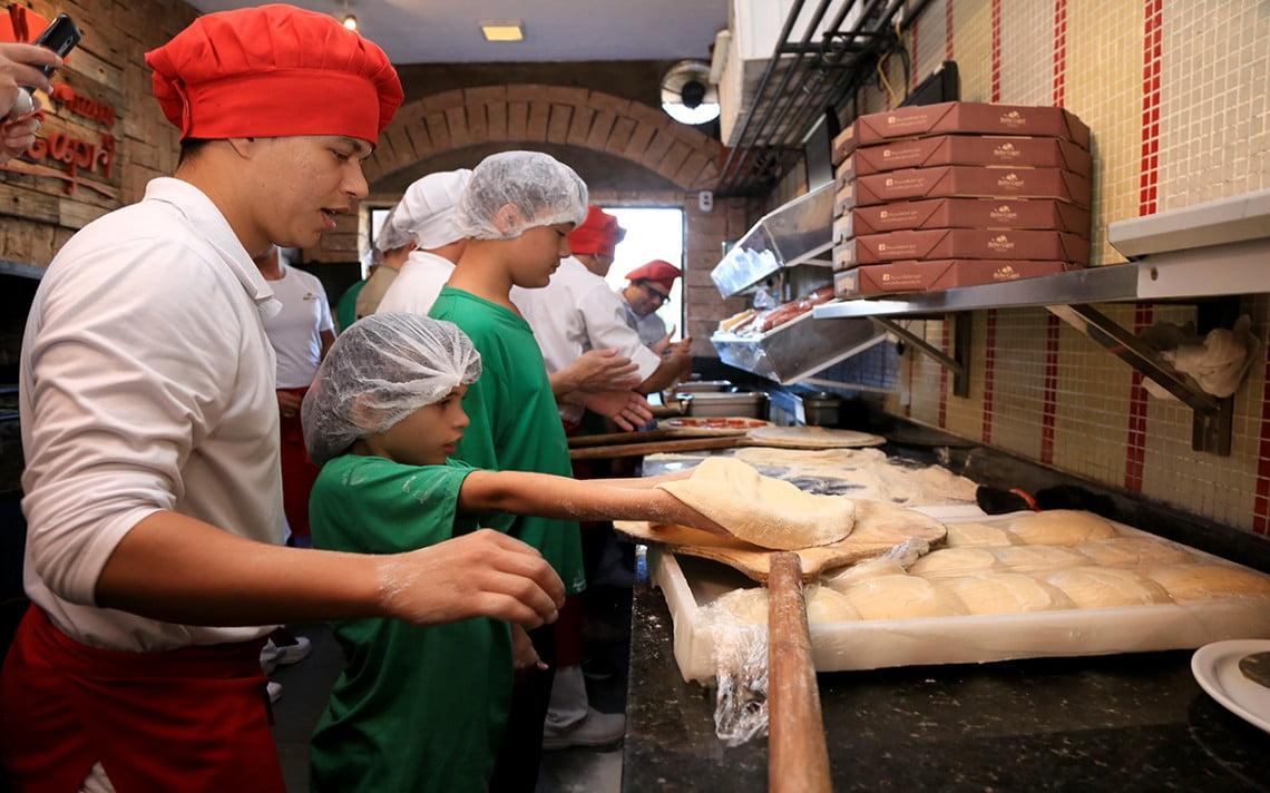 Como abrir uma franquia Bella capri pizzaria