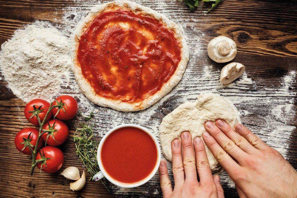 Veja os 5 países que mais consomem pizza no mundo.