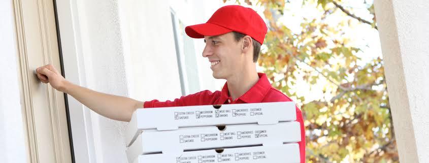 Como montar um delivery de pizza