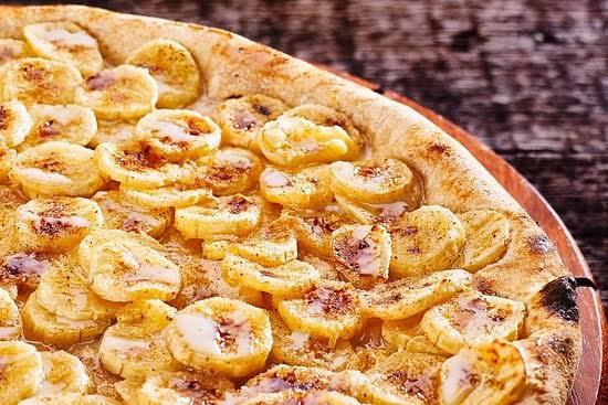 Dicas para fazer pizza de banana