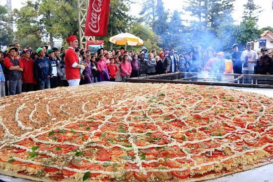 Curiosidades sobre a pizza