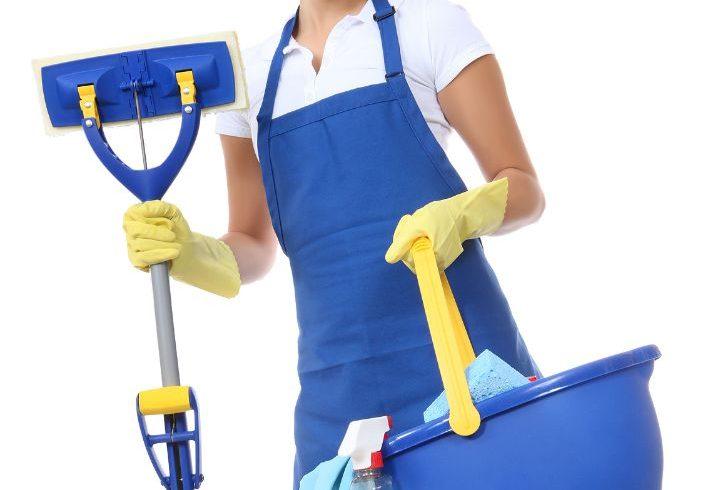 Quem são os responsáveis pela limpeza da