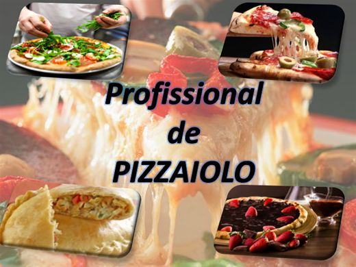 Curso para fazer pizza