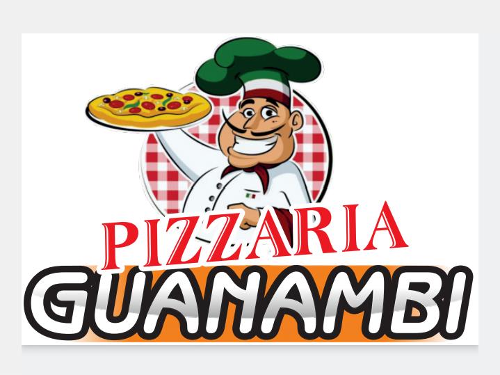 cardapio pizzaria guanambi